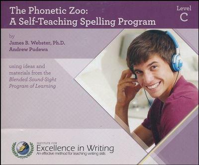 Read Online Phoenetic Zoo: (Cds Only) Self Teaching Spelling Program Level C PDF