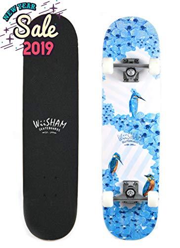 X Free Complete 31'' Skateboard (11)