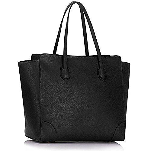 TrendStar Meine Damen Umhängetaschen Frauen Große Designer Handtaschentoteschulterkunstleder Modische Taschen