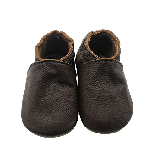 Sayoyo Lowest Best Baby Soft Sole Prewalkers Baby Toddler Shoes Cattle cashmere - Pre Boys Walker
