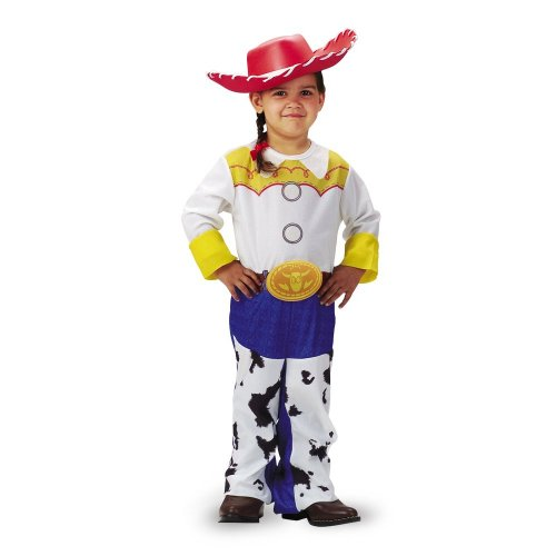 Woody Pixar Disney Toy Story Costume Dress Up (Jesse Classic Child - Size:)