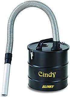 Blinky 99330-10 Cindy Bidone Aspiracenere, Tubo Metalflex, 18 l