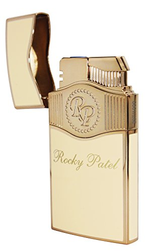 Rocky Patel Vintage Cream Single Flame Torch Lighter