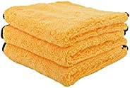 Chemical Guys MIC_506 Professional Grade Premium Microfiber Towels