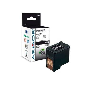 Armor N°302XL B Cartouche d encre Remanufacturée compatible avec Imprimante  HP Deskjet Noir 92fcfab6cc82