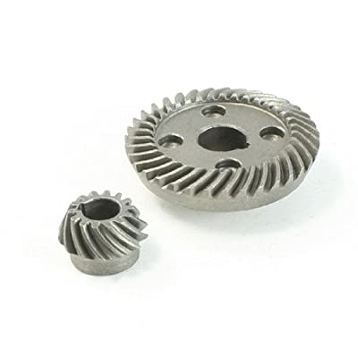 Repair Part Spiral Bevel Gear Pinion Set for Dragon 05-100 Angle Grinder
