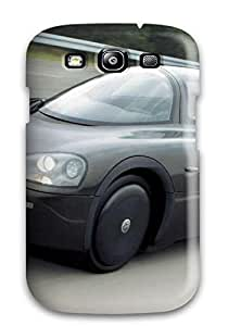 Protective Tpu Case With Fashion Design For Galaxy S3 (2003 Volkswagen 1-litre Car Concept)