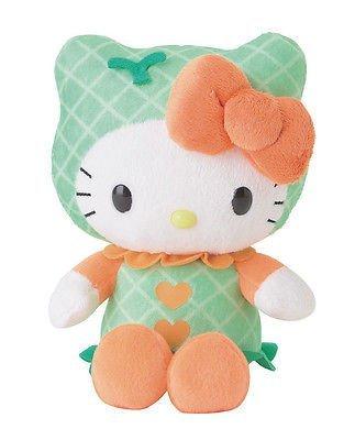 Hello Kitty Melon Plush Toy Dimension:h 5 x L 3-1//4 x W 3-1//2