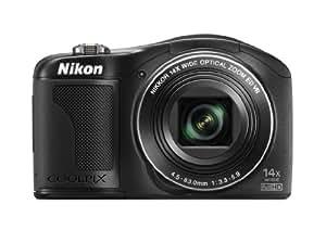 Nikon COOLPIX L610 Digital Camera (Black) (Old Model)