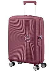 American Tourister Spinner 55cm Expandable SoundBox con 4 Ruedas Polipropileno 35.5 Litro 55 x 40 x 20 cm (H/B/T) Unisex Equipaje de Cabina (32G-001)