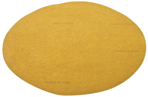 Norton Hook & Sand Hoop and Loop Disc, Paper Backing, Hook and Loop, Aluminum Oxide, 5 Hole Count, 5 inches Diameter, P220 Grit Size (Pack of 25)