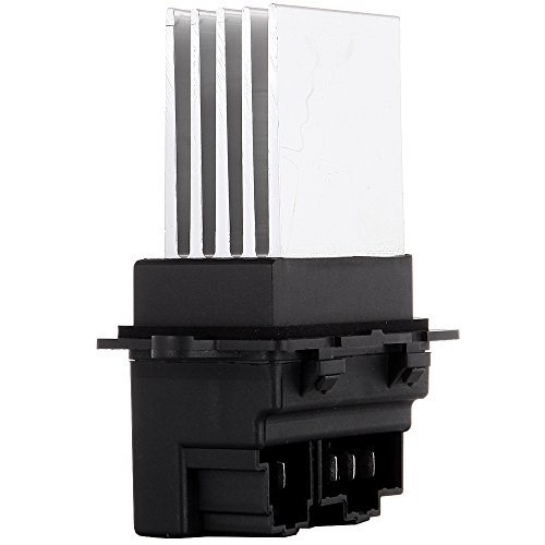 SCITOO HVAC Blower Motor Resistor Air Conditioning Regulator Fit for Chrysler Pacifica/Town Country/Voyager, Dodge Caravan/Durango/Grand Caravan/Nitro, Jeep Commander/Liberty ()