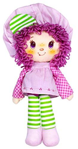 Raspberry Tart Doll - Strawberry Shortcake Retro Soft Doll - Raspberry Tart