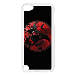 Ipod Touch 5 Phone Case for Naruto pattern design