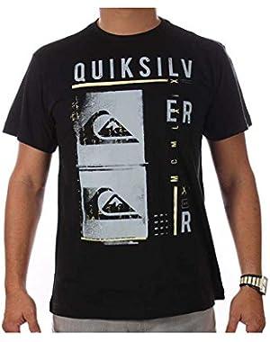 Mens City Life Slim Graphic T-Shirt