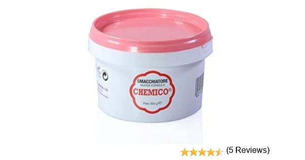 Quitamanchas Chemico Tinte Pelo Profesional para Peluquería 300 g ...