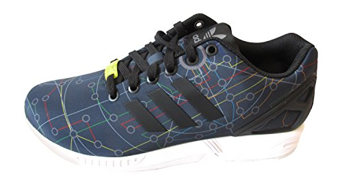 Wht M21618 City Black hombre Zapatillas Colnav Originals Zx Flux London torsion para adidas q8zFyq