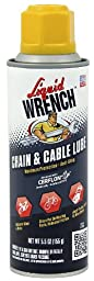 Liquid Wrench L706-12PK Chain & Cable Lube - 5.5 oz., (Case of 12)