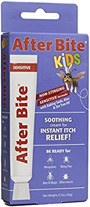 After Bite Kids, Sensitive Formula, Pharmacist Preferred Insect Bite & Sting Treatment, Natural Healing, A
