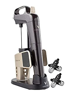 Coravin Limited Edition II Advanced Wine Preservation System and Bottle Opener, Includes 4 Argon Capsules and Display Base, Starry Night (B07FKTBJTT) | Amazon price tracker / tracking, Amazon price history charts, Amazon price watches, Amazon price drop alerts