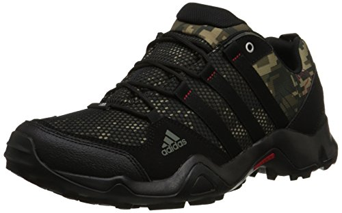 Men's University Shoe Green adidas Red Earth Black Hiking outdoor Ax2 ZFWgq58