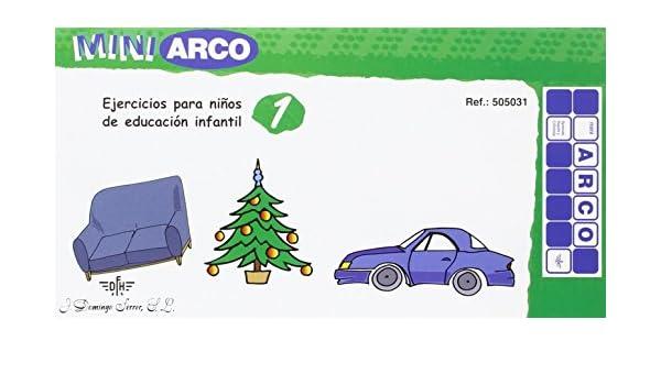 Pre-Escolar 1 - Ejercicios Niños (Mini Arco): Amazon.es: Juguetes y juegos