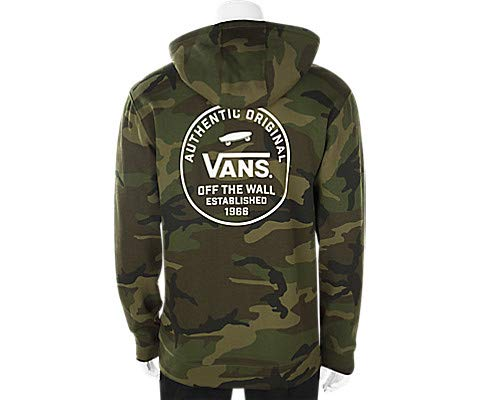 075032717e Vans Seasonal Circle Hoodie at Amazon Men's Clothing store: