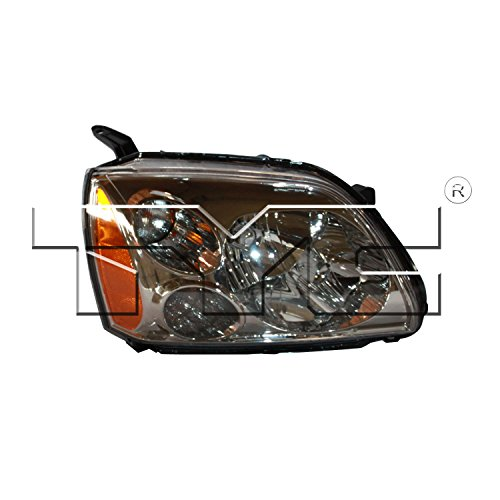 TYC 20-6511-00 Mitsubishi Galant Passenger Side Headlight Assembly