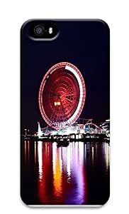 Case For Htc One M9 Cover Ferris Wheel Of Happiness 01 3D Custom Case For Htc One M9 Cover