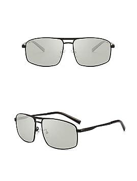 MXNET Color Gafas polarizadas Transpirable Almohadillas para la Nariz Espejo de conducción Gafas de Viaje UV400
