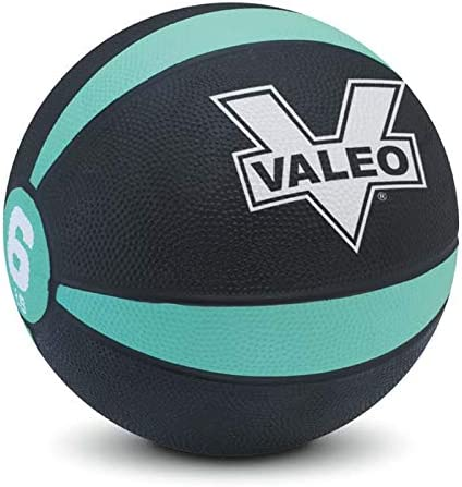 Valeo - Pound with Sturdy Rubber Construction and Textured Finish, Weight Ball