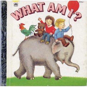 Am Antique Mist (What Am I? (A First Little Golden Book))