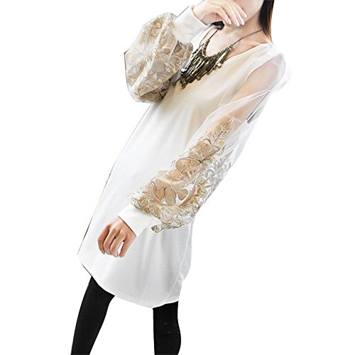 Spritech Fashion Womens Vintage Sleeve product image