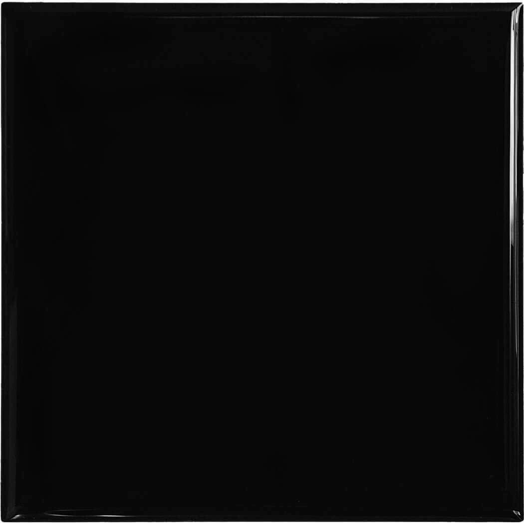 10 X 10 CM RENOSTICK Carreaux de fa/ïence adh/ésif Noir