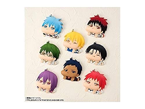 mascot Kuroko's Basketball 8Pieces BOX