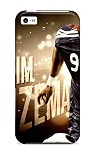 Vicky C. Parker's Shop Perfect Karim Benzema France Case Cover Skin For Iphone 5c Phone Case