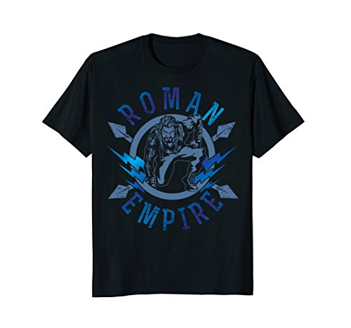 WWE Roman Reigns Empire Graphic T-Shirt by WWE