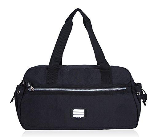 Suvelle Small Duffle Weekend Handbag, Gym, Sports, Travel Bag 2067