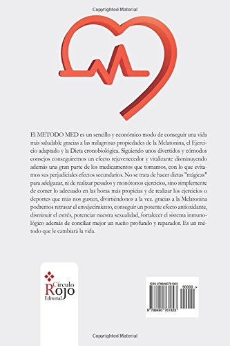 Método MED (Spanish Edition): Carlos Leopoldo García Álvarez: 9788490761823: Amazon.com: Books
