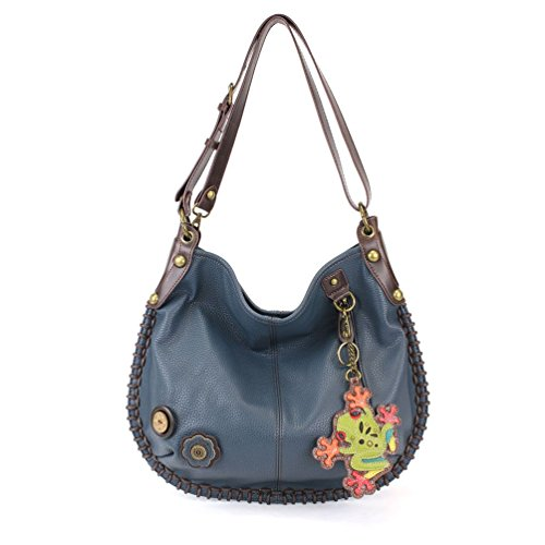 Charming Navy Crossbody Frog Chala Hobo pqdqB