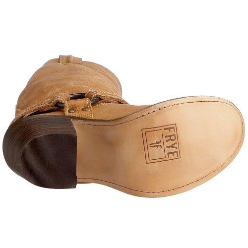 FRYE - Botas de cuero para mujer Marrón (Hellbraun)