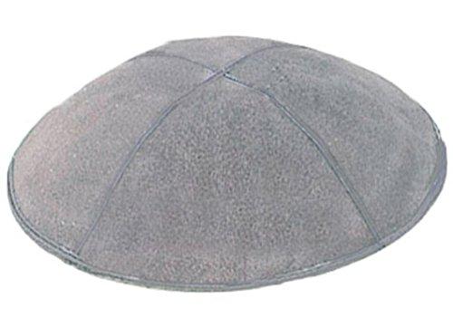 (A1 Skullcap Suede Fabric Kippot Single or Bulk Kippah Optional Custom Imprinting Inside for Your Speacial Event ...)