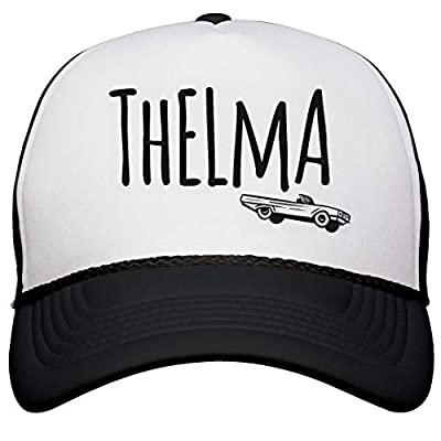 Customized Girl Thelma & Louise Hats: Snapback Trucker Hat