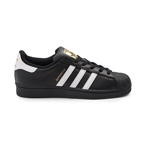 Adidas Superstar Basses Femme goldlabel Sneakers W Black white rrqFtd4