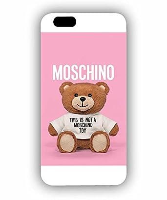 nuovo stile ab9a0 b3468 Creative Iphone 6 Plus Case Brand Logo Moschino Logo Vintage ...