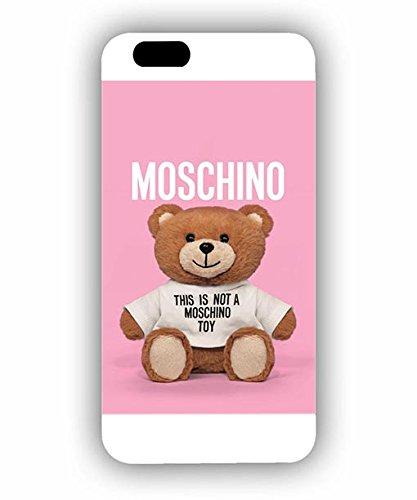 l'atteggiamento migliore 5c32e db788 Creative Iphone 6 Plus Custodia Case Brand Logo Moschino ...