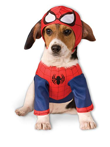 Rubie's Marvel Universe Spider-Man Pet Costume, Extra-Large]()