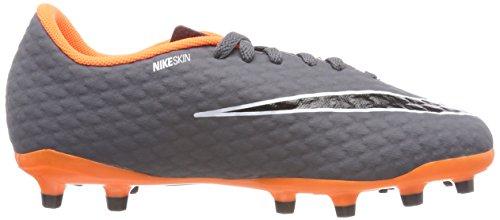 Jr Total Botas Multicolor Niños de Nike Oran Unisex 081 Phantom FG Grey Academy 3 Dark Fútbol OwSXqxRdX