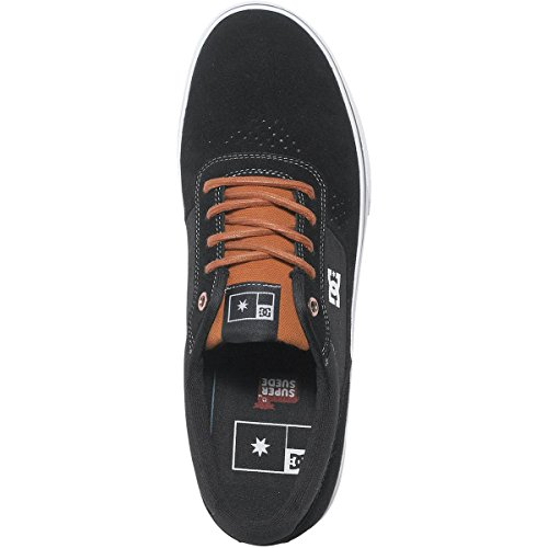 Black Switch brown Skate Shoe Skateboarding Men's DC Signature YgzHRxq