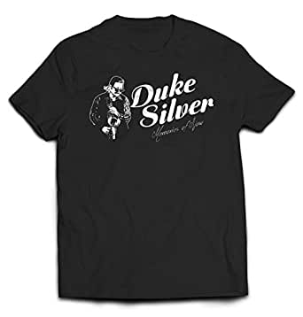 Shirts Are Cool Duke Silver - Memories Of Now T-Shirt Small Black